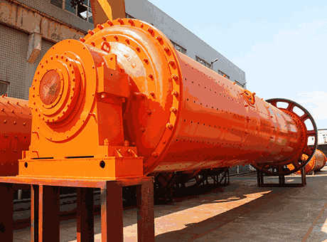 Ball Mill Machine Design And Specifications