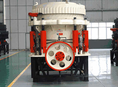 Used Parker Cone Crusher For Sale