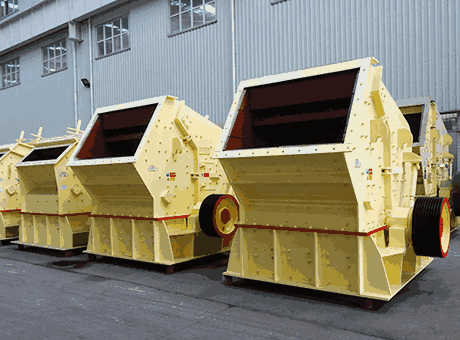 Used Vertical Impact Crusher Design