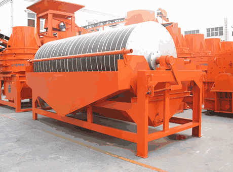 Grinding Powder Magnetic Separator