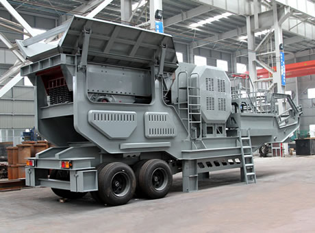 New Ferrosilicon Mobile Crusher In Calabar Nigeria Africa
