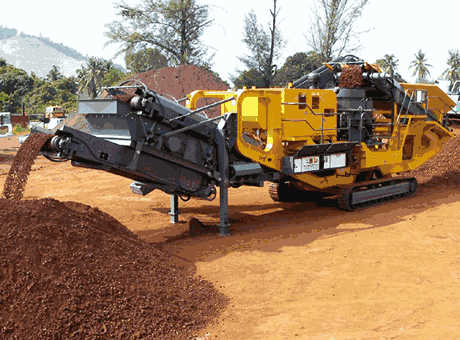 Rockster North America  Mobile Crushers And Screening