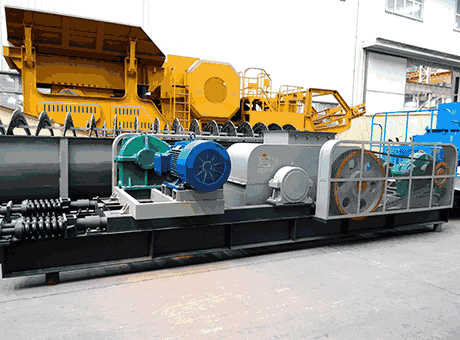 Used Verdes Hinged Roller Mill