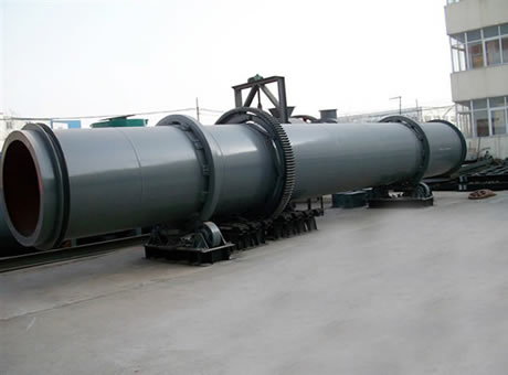 Fly Ash Dryer Using Cyclone