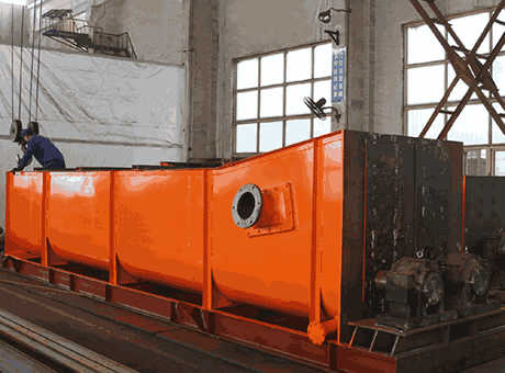 Mineral Processing Equipment  Hawaii Spiral Chute