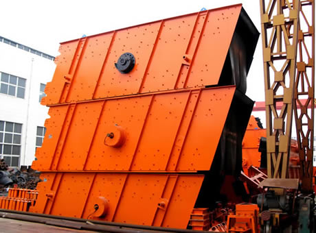 Screening Efficiency For Iron Ore Processing